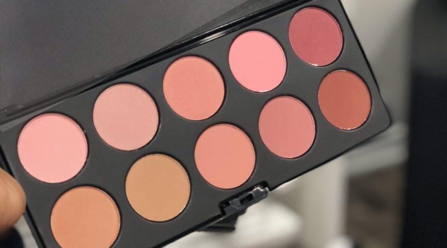 BH Cosmetic Classic Blush Palette